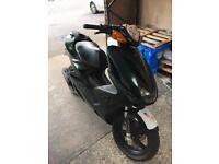 2012 aerox 50cc moped