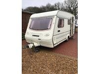 1994 compass omega 4 Berth with full dorma awning