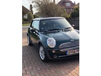 Mini Cooper 1.6L Petrol Automatic Low Mileage British Racing Green 2006