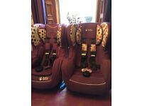 Two 2 Kiddicare Baby weaver car seats group 0-1 for sale £20.00 each or Two for £35.00