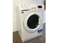 New Graded Indesit Washer Drier 7/5 Kg, with 6 months warranty