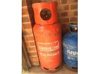 Calor Empty 19kg propane gas bottle