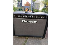 "Blackstar Series One 45 - 45 watt, 2 channel, 2x12"" tube combo"