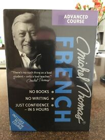 Michel Thomas French Complete Advanced Course Boxset