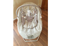 Mamas & Papas capella bouncer with music and vibrate options excellent condition £15.00