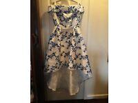 Chi Chi London Floral Dress size 14