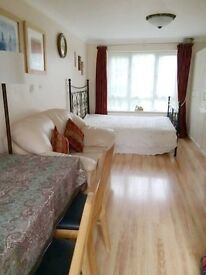 Bright and spacial twin double room