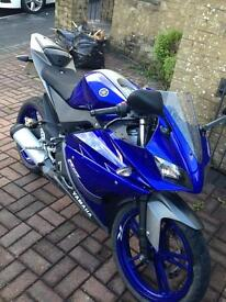 SOLD - YZF R125 Yamaha