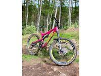 Santa Cruz Bronson CC XL X01 ENVE Mountain Bike