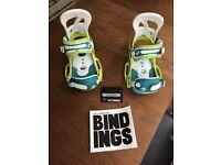 Burton Sribe EST Bindings