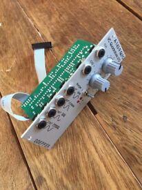 Doepler LFO eurorack module