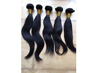 brazilian virgin human hair /body wavy/ straight /deep wavy/ kinky curls double wefts /good grades