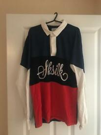 Siksilk rugby top - Large