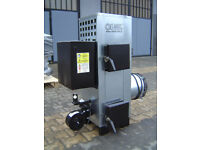 New Air Heater NG20 for 200 square meters for all oils, wood, coal