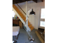 Enormous Angle Lamp. Good Condition
