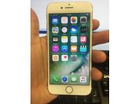 iPhone 6S 64GB Rose Gold Unlocked Brand New Condition.