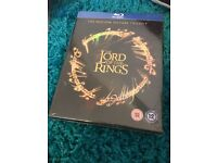 Lord of the rings brand new sealed
