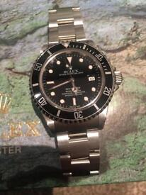 Rolex Sea-Dweller 2007 z serial
