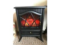 Electric fire burner stove