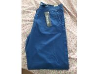 Bench chinos in blue