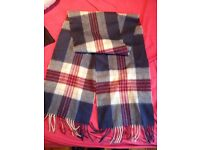 Scarf 100% Lambswool House of Scotland