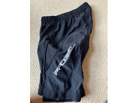 ALTURA women's cycling shorts with padded insert
