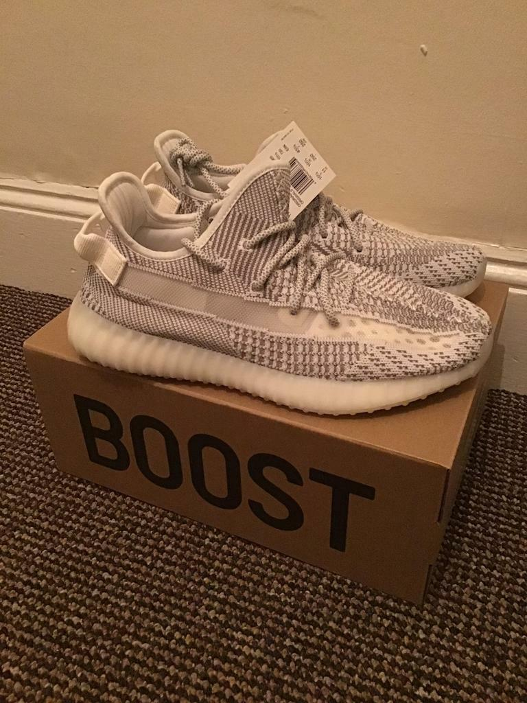 1466bf531 Adidas Yeezy Boost 350 V2 static brand new! Dead stock sold out UK 10.5 + UK  8 available