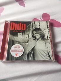 Dido life for rent cd album