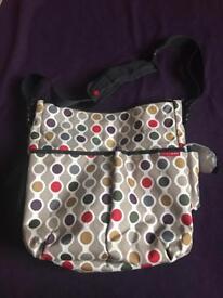 Skip hop skiphop changing bag with mat