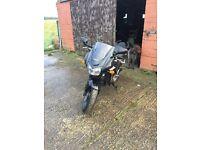 Kawasaki z750s 16500 miles