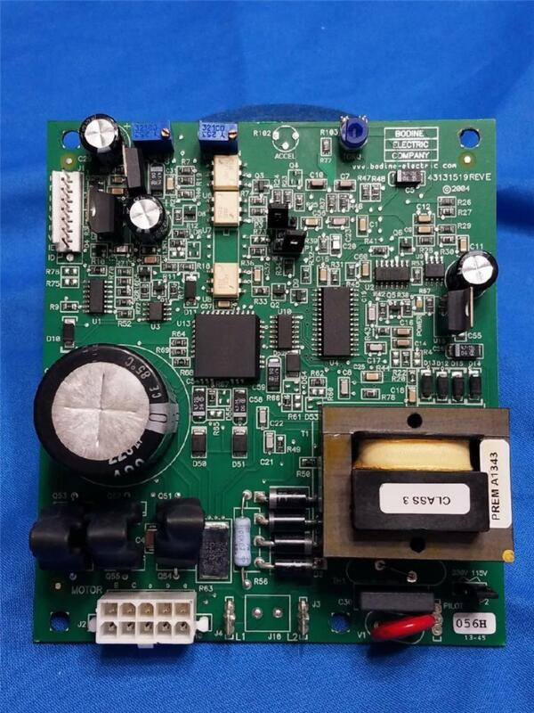 Bodine Electric DBL-2302 Middleby Marshall Motor Control Board - 66759