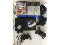 PS2 CONSOLE BUNDLE