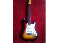 Stratocaster by Harley Benton