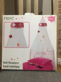 NEXT Canopy for Girls Bed