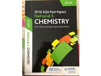 Chemistry National 5 SQA past papers