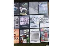 Whitelines snowboarding dvds rare