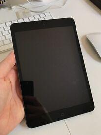 iPad mini 1 - 16GB - Black - like new