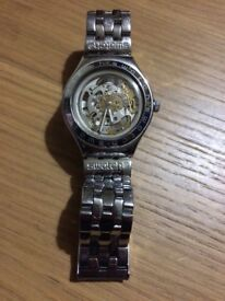 Swatch watch automatic