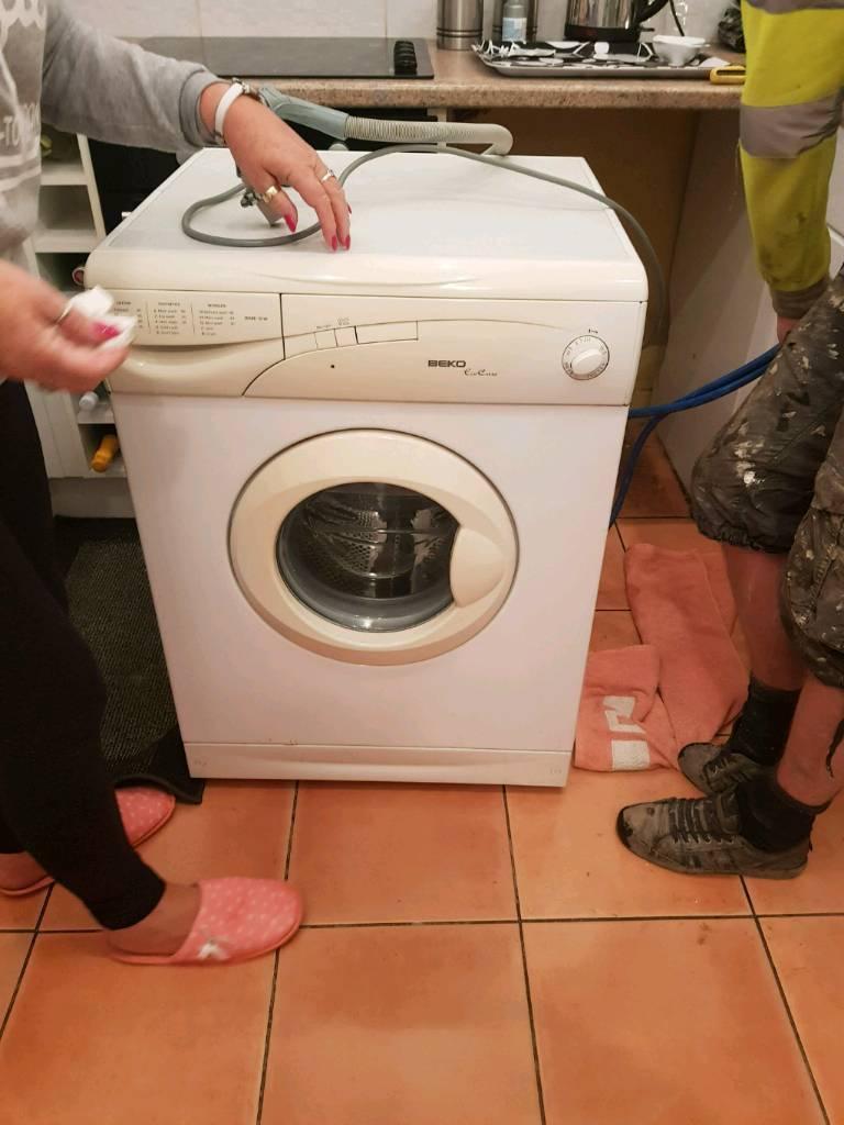 Beko washer 7kg
