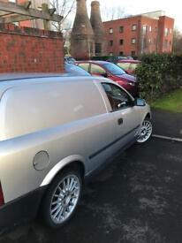 Vauxhall Astra 1.7 Van