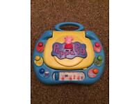 Peppa pig my first lap top