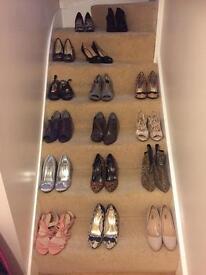 Ladies shoes sizes 7/8