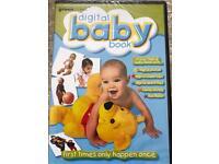 Digital Baby Book-Brand New