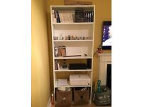 Bookcases (Billy, white)