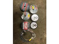 Job lot of sea fishing terminal tackle