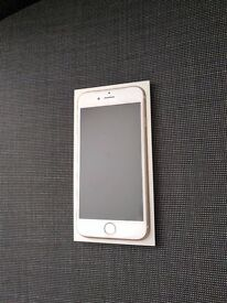 Brand new unused Iphone 6 Gold 16GB Mint condition. Insurance replacement