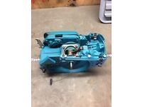 Makita DCS5000 chainsaw Crankcase assembly