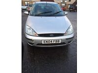 FORD FOCUS 5DR IN SILVER MOTD READY TO DRIVE AWAY £500