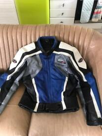 Two motorcycle jackets £50 each