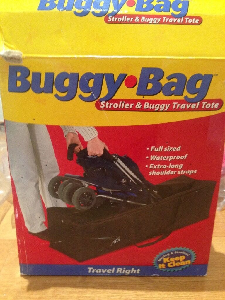 Buggy Bag for strollers and buggies